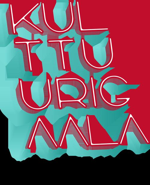 Kulttuurigaala pysty logo